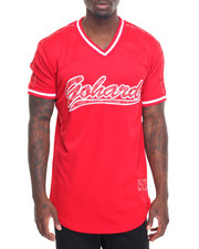 Men - Go Hard Baseball S/S Jersey