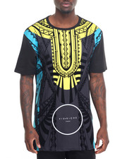 Men - Dashiki S/S Tee