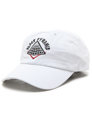 Hats - Retro Logo Strapback Hat