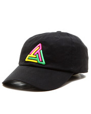 Hats - B P Triad Logo Stapback Hat