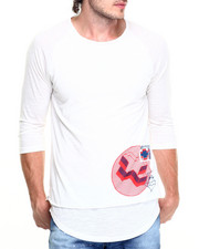Men - PROMO 08 LIGHTWEIGHT SLUB 3/4 SLEEVE RAGLAN