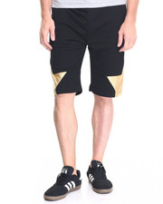 Men - P I F Star Fleece Shorts