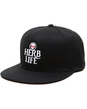 Hats - Hustle Trees by LRG - Herb Life Snapback
