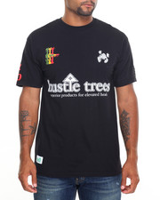 T-Shirts - Hustle Trees by LRG - Bong Olympics T-Shirt