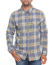 LRG - Two Face L/S Button-Down