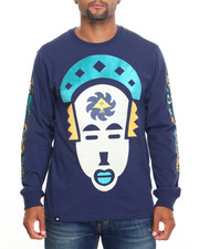 LRG - Faces and Places L/S T-Shirt