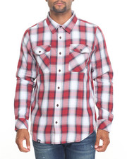 LRG - Syndicate L/S Poplin Button-Down