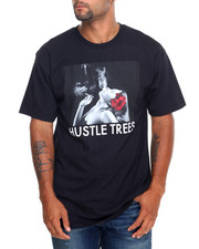 T-Shirts - Hustle Trees by LRG - You Puff? T-Shirt