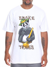 T-Shirts - Hustle Trees by LRG - Smoke Trees T-Shirt