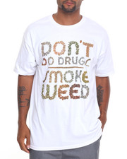 T-Shirts - Hustle Trees by LRG - Smoke Weed T-Shirt