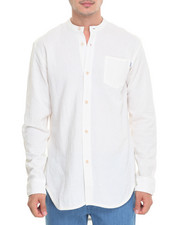 Men - Newman Solid L/S Button-Down