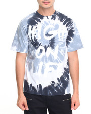 Miskeen - High On Life tye dye s/s tee