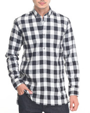 Button-downs - Remi Flannel L/S Button-DOwn