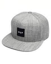 Hats - Box Logo Snapback Cap