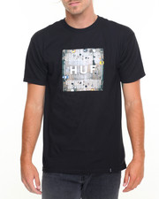 HUF - Intersection Box Logo Tee