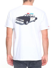 HUF - HUF x Chocolate LA Cop Car Tee