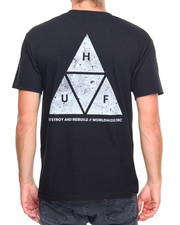 HUF - Concrete Triple Triangle Tee