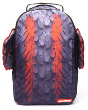 Men - Tribal Removable Wings Backpack