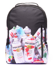 Accessories - Paint Cans Backpack