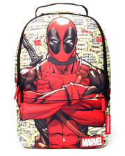 Sprayground - Marvel Deadpool Blurbs Backpack