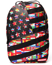 Sprayground - Cut & Sew International Flag Backpack