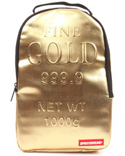 Boys - Mini Gold Brick Packpack