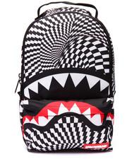 Boys - Mini Trippy Shark Backpack