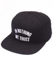 Men - Trust Snapback Cap