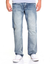 Jeans - Squared Flap - Pocket Denim Jeans