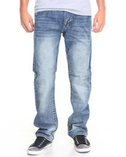 Basic Essentials - Deco Flap - Pocket Denim Jeans