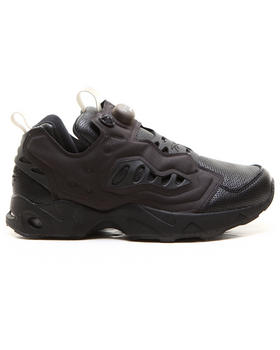 Shoes - INSTAPUMP FURY ROAD PL-BLK/WHITE