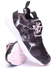 Sneakers - FURYLITE FLORAL SNEAEKRS
