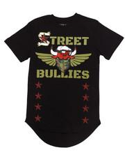 Arcade Styles - STREET BULLIES MILITARY TEE (8-20)