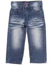 Sizes 2T-4T - Toddler - PREMIUM BAKED JEANS  (2T-4T)