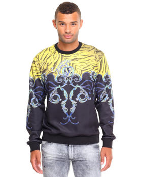 Sweatshirts - Neoprene Tiger Sweatshirt