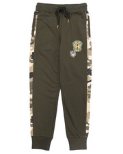 Arcade Styles - SIDE PANEL MODERN CAMO JOGGER (8-20)