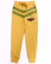 Bottoms - STREET BULLIES MILITARY JOGGERS (8-20)