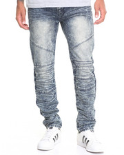 Jeans - Urban Slim Structured Denim Jeans