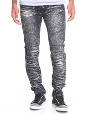 Men - Urban Slim Structured Denim Jeans