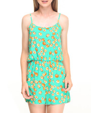 Women - Margie Printed Romper