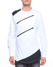 Buyers Picks - Zipper Seam L/S Tee