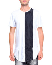 Buyers Picks - Nylon Panel Tee