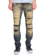 Men - Split Knee Jean