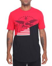 T-Shirts - U S A Rip S/S Tee