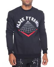 Men - Drip Logo Crewneck Sweatshirt