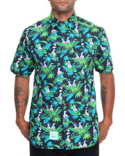DGK - By The Beach Custom S/S Button-down