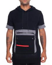 Shirts - Multi Tech S/S Hoodie