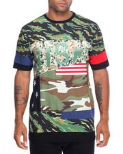Shirts - Multi Camo S/S Tee
