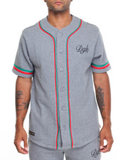 DGK - Perseverance Custom Baseball Jersey