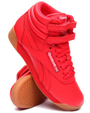 Reebok - Freestyle Hi Gum Sneakers
